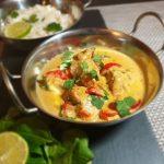 Healthy Thai Turkey Curry