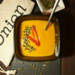Butternut Squash and Chilli Soup